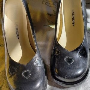 Cute round toe shoes